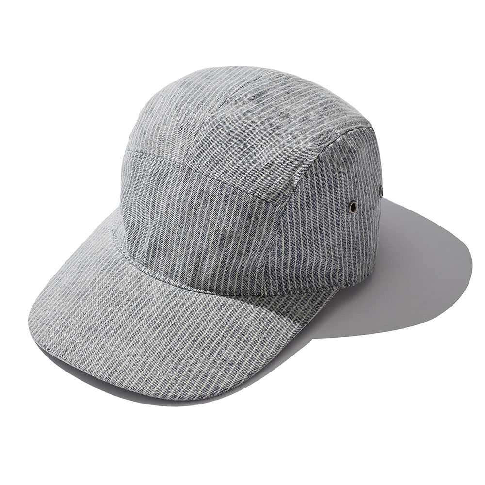 BUCKLE CAMP CAP_hickory