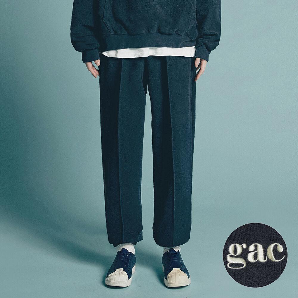 GROUND JOGGER PANTS navy